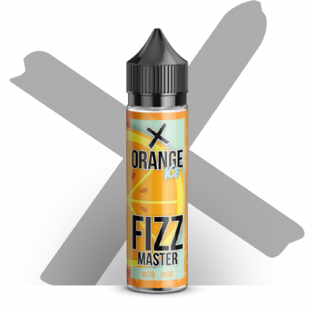 Fizz Master Orange Ice - 50ml